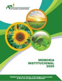 imagen del Memoria Institucional APIA 2020